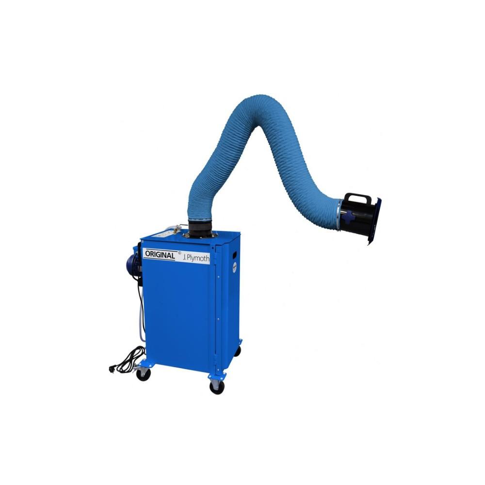 机械脉冲清灰型移动式烟尘净化器P-5408